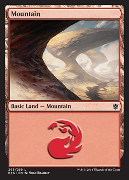 《山/Mountain》(263)[KTK] 土地