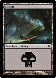《沼/Swamp》(257)[ISD] 土地