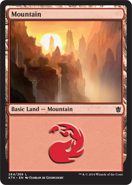 《山/Mountain》(264)[KTK] 土地