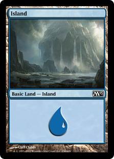 《島/Island》(236)[M13] 土地