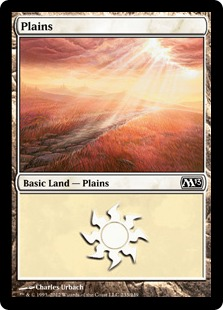 《平地/Plains》(233)[M13] 土地