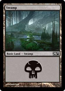 《沼/Swamp》(241)[M13] 土地