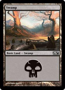 《沼/Swamp》(239)[M13] 土地