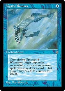 《Mystic Remora》[ICE] 青C