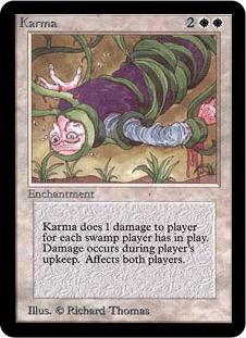 《因果応報/Karma》[LEA] 白U