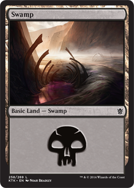 《沼/Swamp》(258)[KTK] 土地