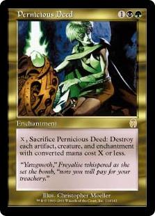 Pernicious Deed