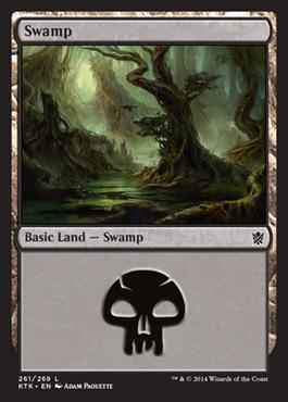 《沼/Swamp》(261)[KTK] 土地
