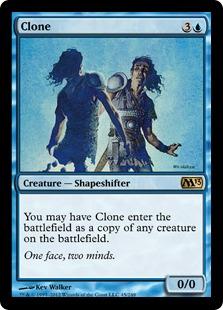 《クローン/Clone》[M13] 青R