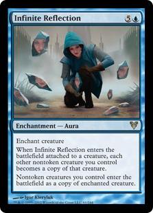 《無限反射/Infinite Reflection》[AVR] 青R