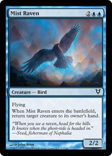 《霧鴉/Mist Raven》[AVR] 青C