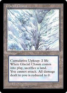 《Glacial Chasm》[ICE] 土地U