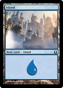 《島/Island》(258)[RTR] 土地