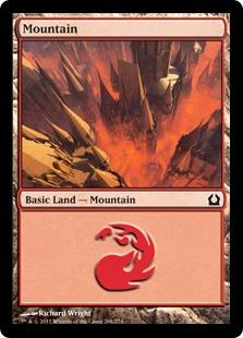 《山/Mountain》(268)[RTR] 土地