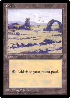 《平地/Plains》[初代アリーナランド] 土地