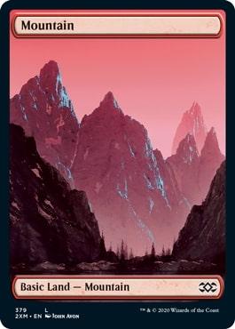 《山/Mountain》[2XM] 土地(379)