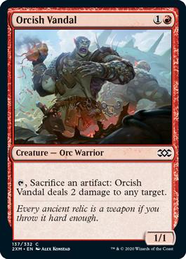 Orcish Vandal