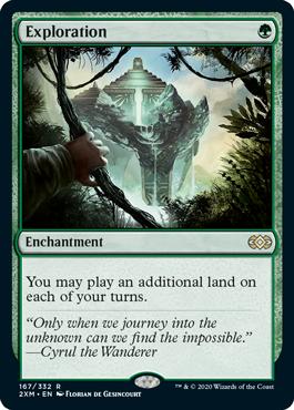 《踏査/Exploration》[2XM] 緑R