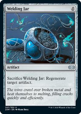 《溶接の壺/Welding Jar》[2XM] 茶U