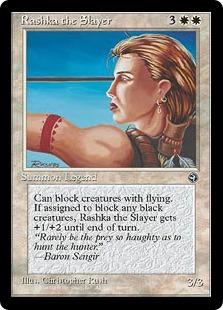 《Rashka the Slayer》[HML] 白U