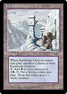 Kjeldran Outpost