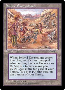 《Soldevi Excavations》[ALL] 土地R