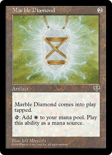 《乳白色のダイアモンド/Marble Diamond》[MIR] 茶U