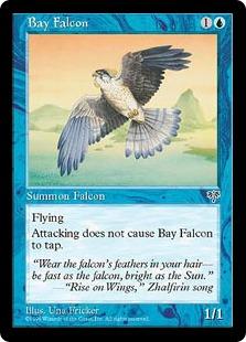 《入り江の鷹/Bay Falcon》[MIR] 青C