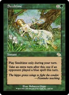 《種蒔き時/Seedtime》[JUD] 緑R