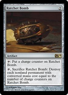 《漸増爆弾/Ratchet Bomb》[M14] 茶R