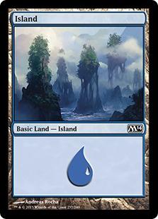 《島/Island》(237)[M14] 土地