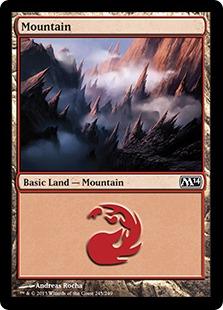 《山/Mountain》(245)[M14] 土地