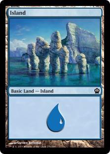 《島/Island》(235)[THS] 土地