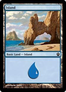 《島/Island》(237)[THS] 土地