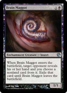 《脳蛆/Brain Maggot》[JOU] 黒U