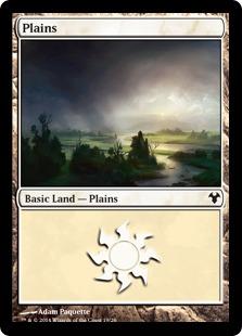 《平地/Plains》[MED14] 土地