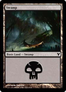 《沼/Swamp》[MED14] 土地