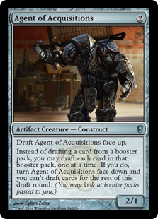 《獲得の工作員/Agent of Acquisitions》[CNS] 茶U