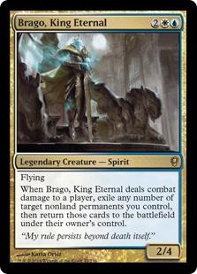 《永遠王、ブレイゴ/Brago, King Eternal》[CNS] 金R