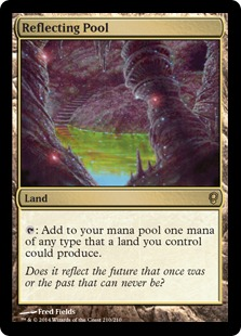 《反射池/Reflecting Pool》[CNS] 土地R
