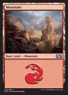 《山/Mountain》(262)[M15] 土地