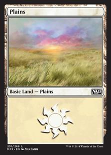 《平地/Plains》(251)[M15] 土地