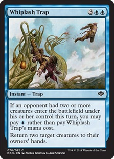 《鞭打ちの罠/Whiplash Trap》[SvC] 青C