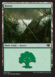 《森/Forest》(335)[C14] 土地