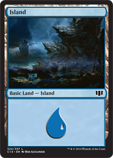 《島/Island》(322)[C14] 土地