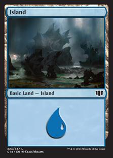 《島/Island》(324)[C14] 土地