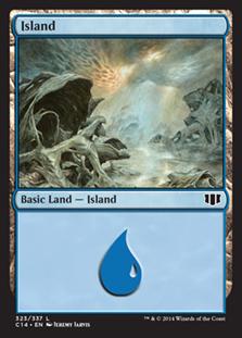 《島/Island》(323)[C14] 土地
