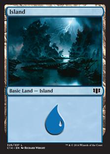 《島/Island》(325)[C14] 土地