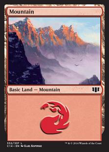 《山/Mountain》(332)[C14] 土地
