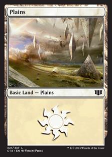 《平地/Plains》(321)[C14] 土地